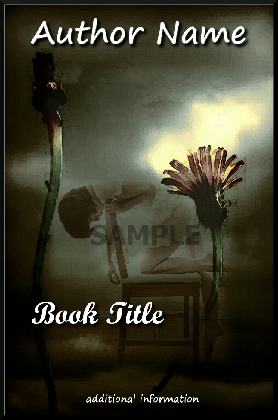 Book cover service expanded with samples! | Tanja's Art Studio